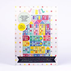 Jubel, jubelshop.no, house, kidsdesign, kids interior, wallstickers, barneromsdesign, norskdesign