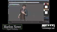 """Pushing The Pose"": Animsquad's Marlon Nowe Expert Workshop Critique on Vimeo"