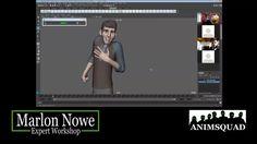 """Pushing The Pose"": Animsquad's Marlon Nowe Expert Workshop Critique on Vimeo"