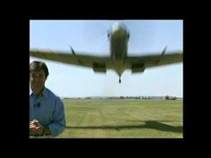 RAF Supermarine Spitfires escorting De Havilland Mosquito bombers - YouTube