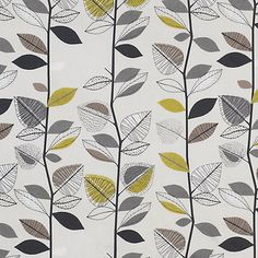 Buy John Lewis Heidi Furnishing Fabric Sulphur Online At Johnlewis