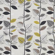 Buy John Lewis Autumn Leaves Fabric online at John Lewis