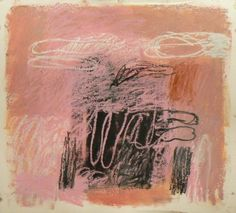 """Margaret Glew, Untitled, mixed media on paper, 27"""" x 30"""", 2011."""