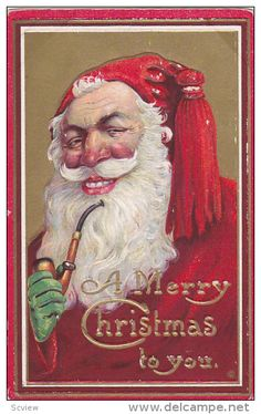 CHRISTMAS : Santa Claus , 00-10s ; SC Collection #10 - Delcampe.com
