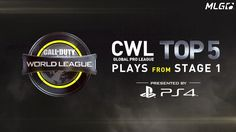The best of the best… watch the Top 5 plays from Call of Duty World League Stage 1!