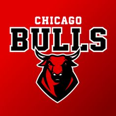 Chicago Bulls identity concept on Behance