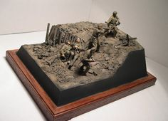 Dioramas and Vignettes: Hold the Line!.., photo #9