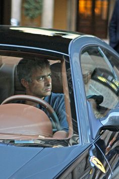 Jose Mourinho Pictures - Jose Mourinho Out And About In Milan - Zimbio