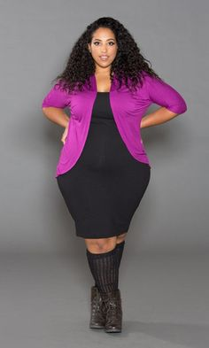 Life Styled Look 41: Bodycon Badacious.  Don't care much for the stockings & shoes but love the colorblocking