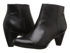 Sam Edelman Michelle Black Leather - Zappos.com Free Shipping BOTH Ways