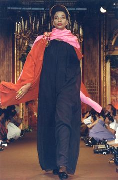 Christian Lacroix Haute Couture Fall-Winter 1988   by Christian_Lacroix