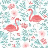 Fantasy Garden With A Flamingo - Download From Over 50 Million High Quality Stock Photos, Images, Vectors. Sign up for FREE today. Image: 19806238