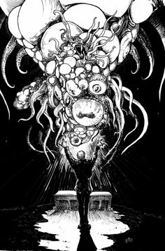 Yog-Sothoth by Orm-Z-Gor on DeviantArt