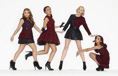 "Little Mix's photoshoot for ""Grazia"" magazine!"