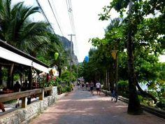 KRABI AO NANG THAILAND