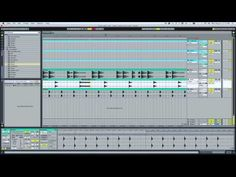 Drum Racks - extracting chains for better drum programming | Ableton Tutorial | How To Drum Racks