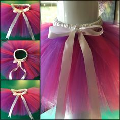Tutus now available at our store. More kids as well as Adult Tutus coming soon. Our Tutus are handmade with soft Satin Ribbon around the waistline for more comfortable wear. Thank you for Visiting our Store.