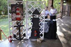 Sailor theme matric farewell at Klip River Country Estate
