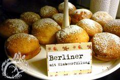 Homemade vegan Donuts / Berliner / Pfannkuchen / Krapfen / Kreppel Eat all the pastry!