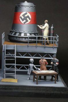 die glocke diorama - Pesquisa Google