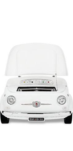 Fiat 500 Design | SMEG