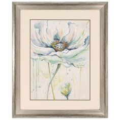 Propac Images Fresh Poppies II Framed Painting Print