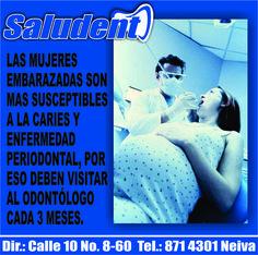 Odontología y Embarazo www.clinicasaludent.co