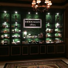 Beekman 1802 holiday pop-up shop in Boston