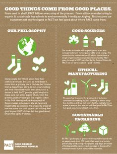 PACT sustainability