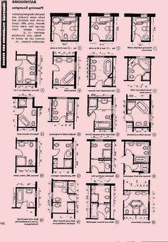 Bathroom Floor Plans, Bathroom Flooring, Bathroom Ideas, Home Decor Hooks, Glamorous Bathroom, Elevator Design, The Borrowers, Master Bathroom, House Plans
