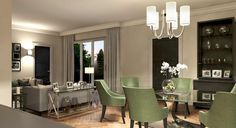 Churchills Portabella Cardiff Cardiff, Conference Room, Chandelier, Ceiling Lights, Table, Furniture, Home Decor, Candelabra, Decoration Home