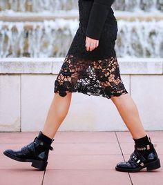 Balenciaga shoes / grunge / trends 2013