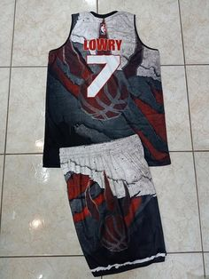 Toronto Raptors Full Sublimated Basketball Jersey - Get Layout Bryant Basketball, Basketball Jersey, Toronto Raptors, Basketball Uniforms, Basketball Outfits, Nike Outfits, Sport Outfits, Dallas Cowboys Hats, Sublime Shirt