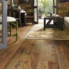 Hardwood Floors 5 Distressed Burnt Sugar Hickory