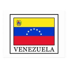 Shop Venezuela Postcard created by KellyMagovern. Venezuela Flag, Valencia City, Political Events, Instagram Highlight Icons, National Flag, Logo Templates, Postcard Size, Smudging, Create Yourself