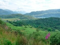 Western Scotland; Planning a trip to Scotland, this blog has lots of good tips!