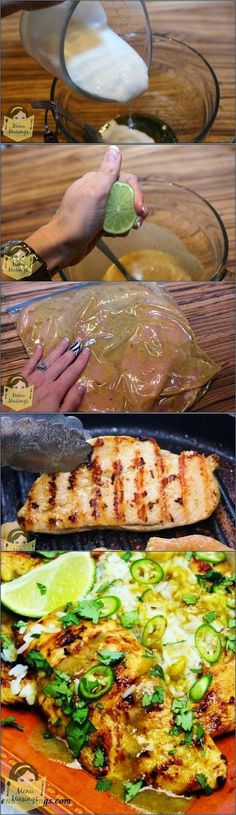 Coconut Lime Chicken | Best Recipes ever