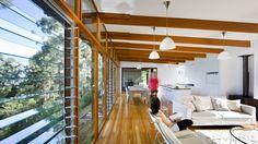 Pavilion chic by Tim Stewart Architects   Designhunter - Australia's best architecture & design blog