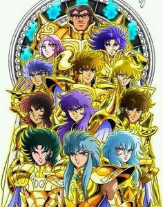 Les Douzes Chevaliers d'Or