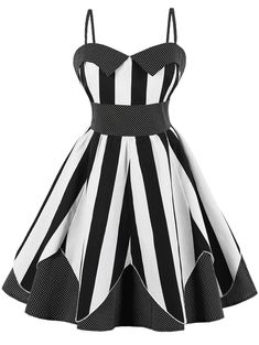 365cd533664a online shopping for ZAFUL Women's Vintage Halter Neck Sleeveless Rockabilly  Party Cocktail Swing Dress Plus Size from top store.