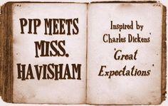 Inspiration vitrine Miss Havisham