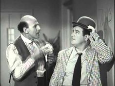 Abbott and Costello 7x13=28 -- this is hilarious and amazing at the same time!