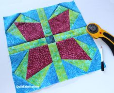 star and cross quilt block at QuiltFabrication Very Small Dogs, Get Post, Triangle, Quilts, Stitch, Stars, Sewing, Fabric, Tejido
