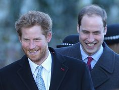 8/25/16*Prince William had the best response when he was asked for Prince Harry's phone number