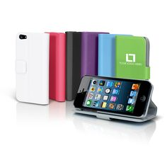 iPhone 5 Magnet Strap Case