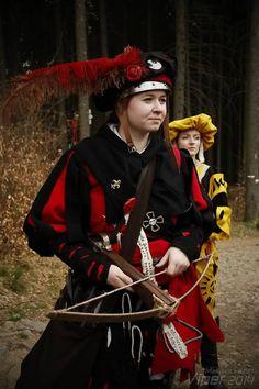 Yshara, Nuln crossbowman -Warhammer Empire costume by Yshara on DeviantArt