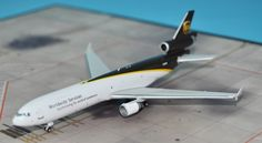 66.00$  Watch here - http://alittm.shopchina.info/go.php?t=32803654494 - new GeminiJets 1: 400 GJUPS379I UPS MD-11F N279UP Alloy aircraft model Collection model Holiday gifts  #magazineonline