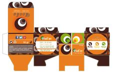 packaging caramelle kooka