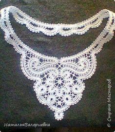 Гардероб Плетение на коклюшках Коклюшечное кружево Нитки фото 3