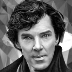 Digital Drawing Benedict Cumberbatch by JoeDieBestie.deviantart.com on @DeviantArt